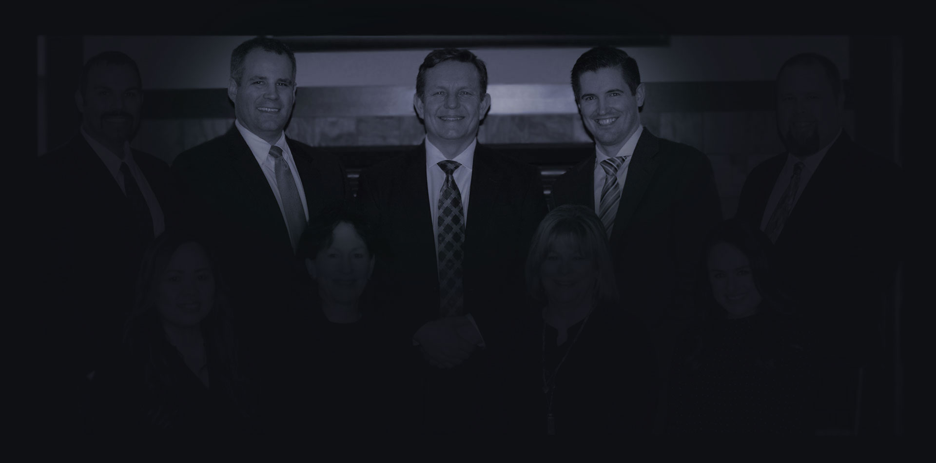 Personal Injury Law Firm Team