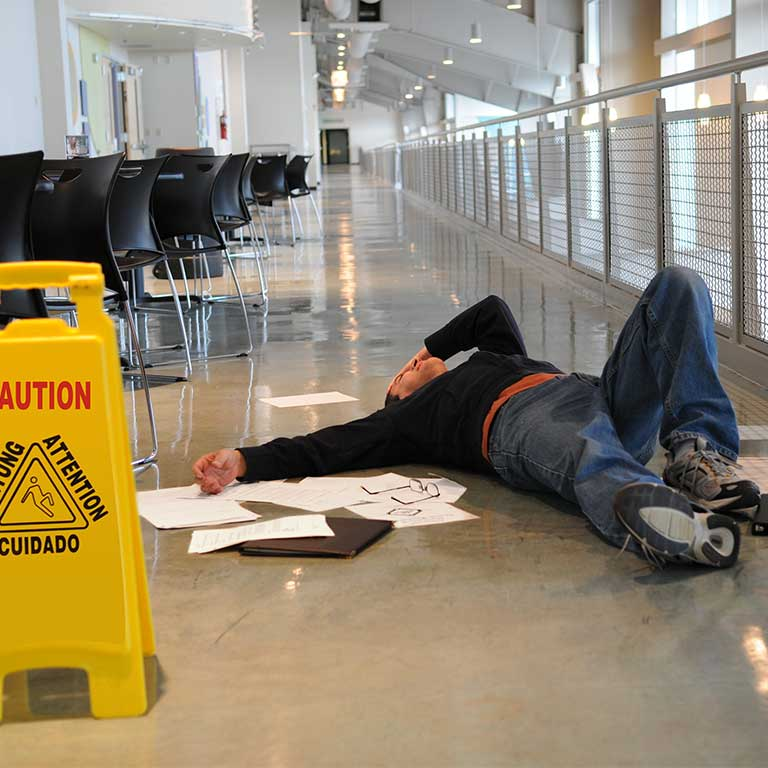 Slip and Fall - Premises Liability