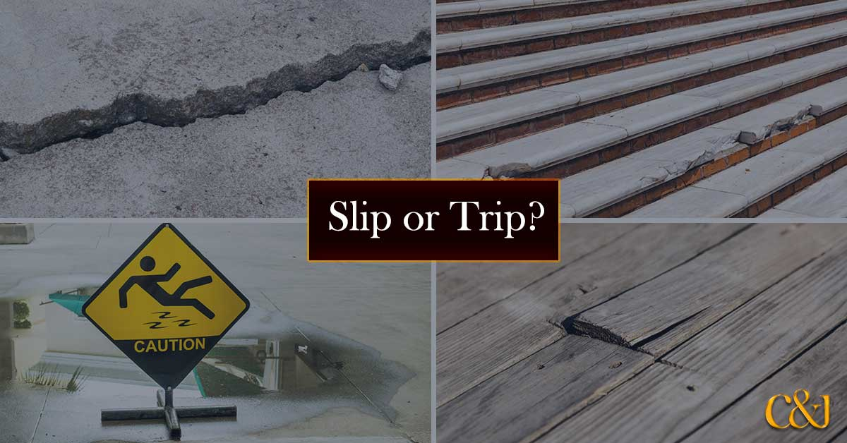 Slip and Fall Personal Injury Attorneys