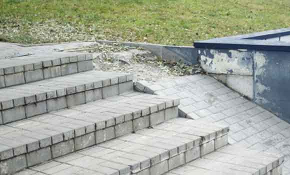 Faulty or broken ramps can cause injuries resulting in a premises liability law suit