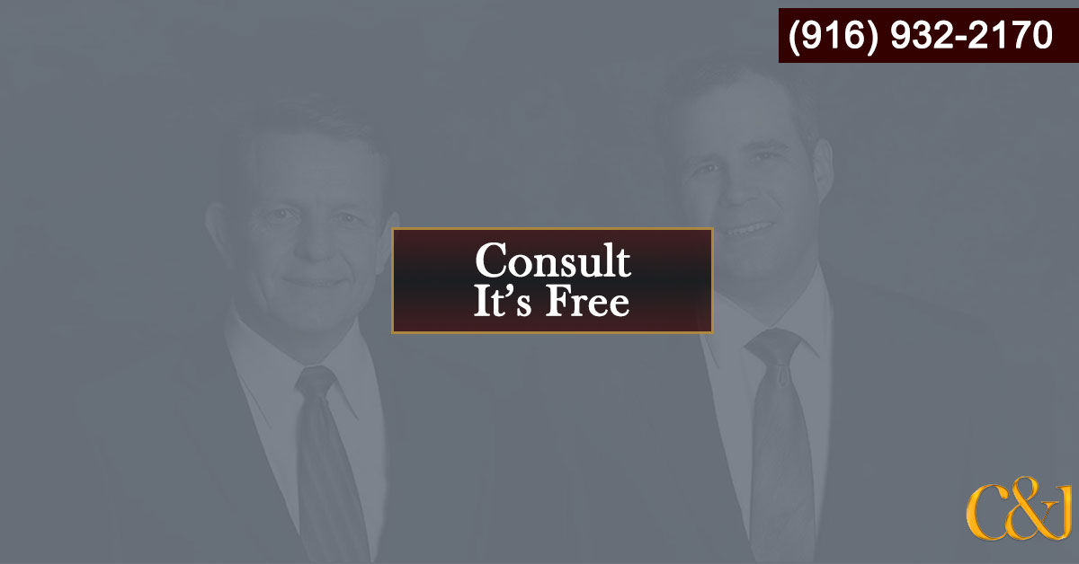 Consult with Personal Injury Attorneys